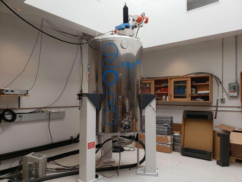 800 MHz NMR spectrometer